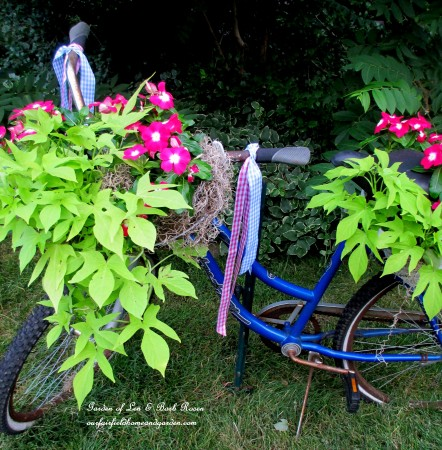 17 Eye Catching Recycled Garden Art Projects