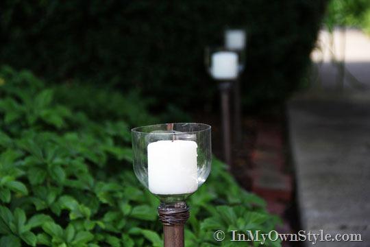 17 Breathtaking Diy Outdoor Lamps