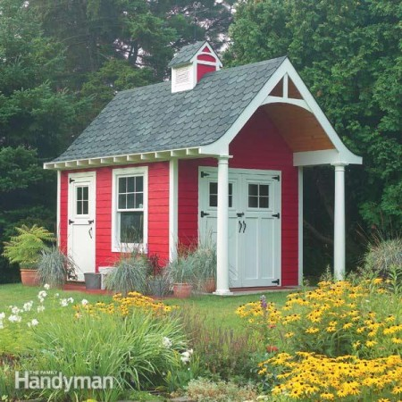 plans for a garden shed